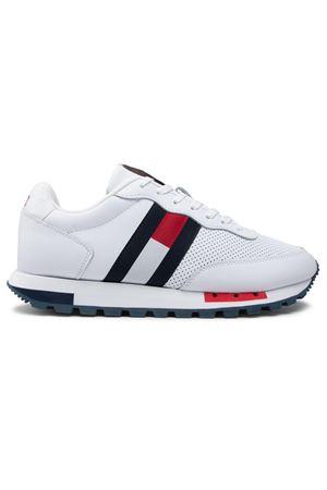 TOMMY JEANS Sneakers in Pelle TOMMY | 12 | EM0EM00726YBR