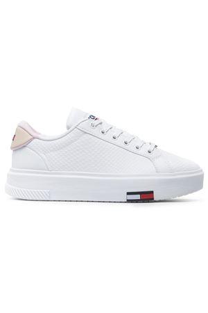 TOMMY JEANS Sneakers in Pelle TOMMY | 12 | EN0EN01424YBR