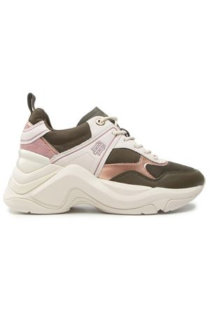TOMMY HILFIGER FASHION sneakers TOMMY   12   FW0FW05799RBN
