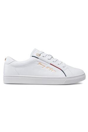 TOMMY HILFIGER Sneakers con firma TOMMY | 12 | FW0FW05910YBR