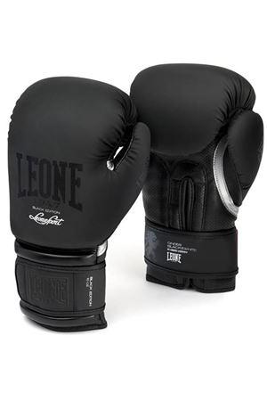 LEONE Guanti BOXE Black & White LEONE | 34 | GN05901/10