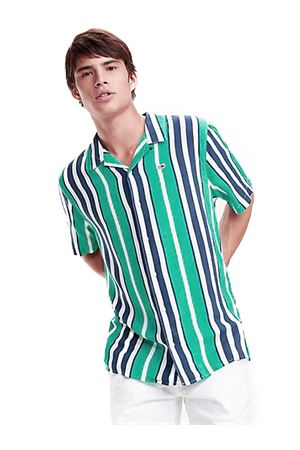 TOMMY JEANS Camicia a Righe TOMMY | 6 | DM0DM06009399