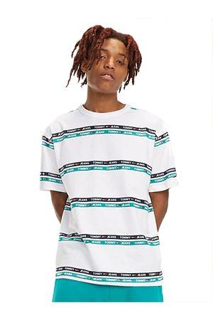 TOMMY JEANS T-shirt Signature Stripe TOMMY | 8 | DM0DM06087399