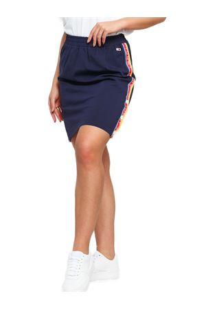 TOMMY JEANS Popper Track Skirt TOMMY | 15 | DW0DW06081002