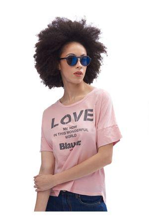 BLAUER T-shirt Love me BLAUER | 8 | DH02407005707504