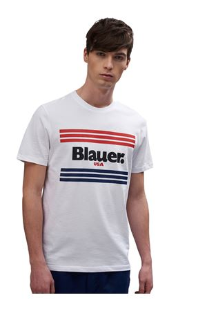 BLAUER Striped T-shirt BLAUER | 8 | UH02178004547100