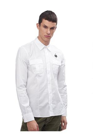 BLAUER Camicia Manica Lunga BLAUER | 6 | US01249004612100