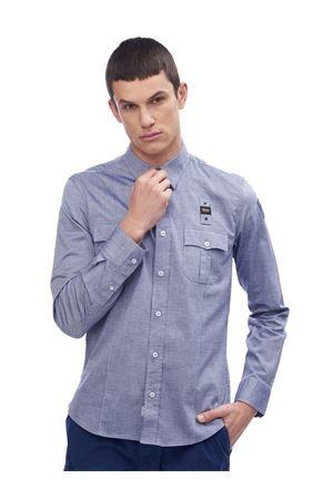 BLAUER MELANGE shirt BLAUER | 6 | US01252004992888