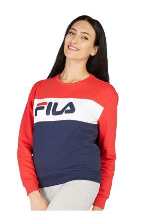 FILA Felpa Leah Crew Sweat FILA | -108764232 | 687043G06
