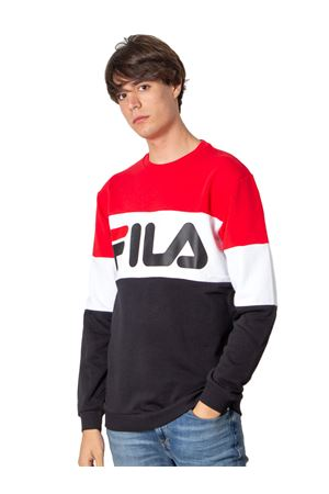 FILA Straight Blocked Sweatshirt FILA | -108764232 | 688050R69