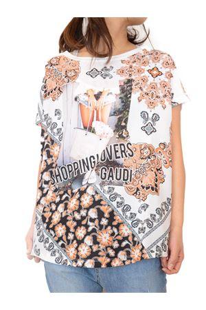 GAUDì JEANS Wide T-shirt GAUDI JEANS | 8 | 011BD650052100