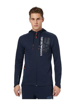 EMPORIO ARMANI EA7 sweatshirt GIORGIO ARMANI | -108764232 | 3HPM39PJJ5Z1554