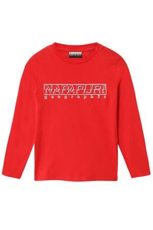 NAPAPIJRI Soli long sleeve t-shirt NAPAPIJRI | 7 | NP0A4E54R471