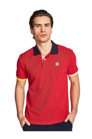 NORTH SAILS Polo Piquè NORTH SAILS | 2 | 6922450230