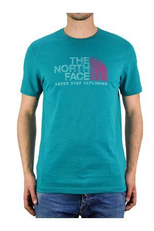 THE NORT FACE T-shirt RUST 2 THE NORTH FACE | 8 | NF0A4M68H1H1