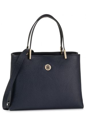 TOMMY HILFIGER Core Med Satchel TOMMY | 31 | AW0AW07685CJM