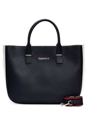 TOMMY HILFIGER Bag with Iconic Ribbon TOMMY   31   AW0AW07990CJM