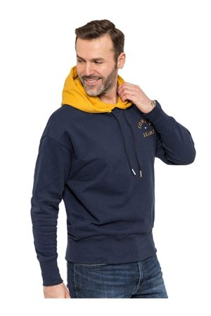 TOMMY HILFIGER Contrast sweatshirt TOMMY | -108764232 | DM0DM07404CBK