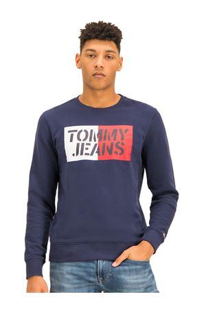 TOMMY HILFIGER Graphic sweatshirt TOMMY | -108764232 | DM0DM07413CBK