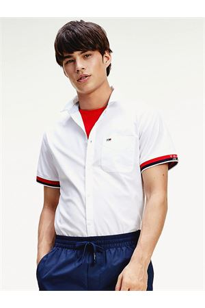 TOMMY JEANS Short Sleeve Shirt TOMMY | 6 | DM0DM07907YBR