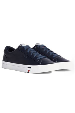 TOMMY HILFIGER Corporate Leather TOMMY | 12 | FM0FM02672DW5