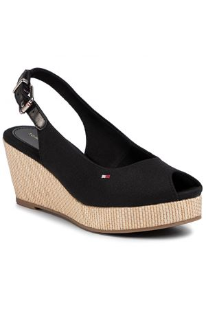 TOMMY HILFIGER Iconic wedge TOMMY | -383055939 | FW0FW04788BDS