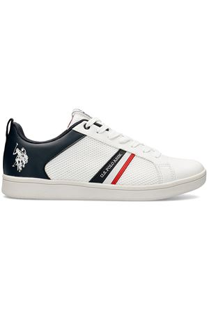 U.S. POLO Sneakers Grayson U.S. POLO | 12 | ALCOR4134S0/YM1WHI-DKBL