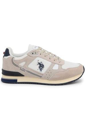 U.S.POLO Sneaker FERRY Suede U.S. POLO | 12 | FERRY4083W8/SM1WHI