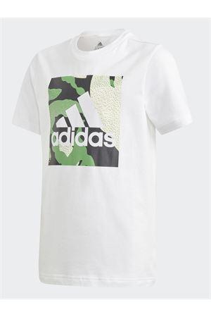 ADIDAS Camo Graphic Kids T-shirt ADIDAS | 8 | GJ6485