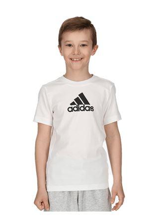 ADIDAS Kinder T-Shirt mit Logo ADIDAS | 8 | GJ6640