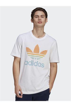 ADIDAS T-shirt Trefoil Ombrè  ADIDAS | 8 | GP0165