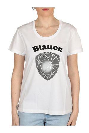 BLAUER Shield T-shirt BLAUER | 8 | 21SBLDH02399006006100