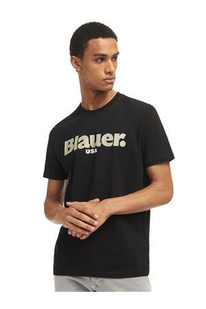 BLAUER USA T-Shirt BLAUER | 8 | 21SBLUH02128004547999