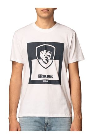 BLAUER Shield T-shirt BLAUER | 8 | 21SBLUH02131004547100