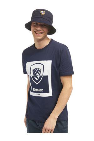 BLAUER Shield T-shirt BLAUER | 8 | 21SBLUH02131004547802