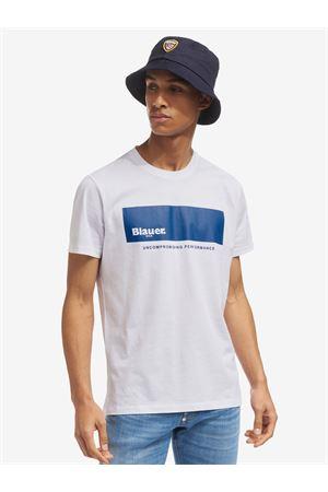BLAUER Performance T-Shirt BLAUER | 8 | 21SBLUH02132004547100
