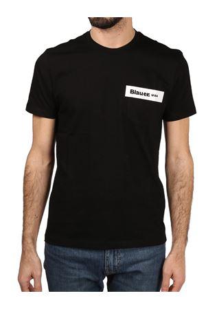 BLAUER T-Shirt mit Tasche BLAUER | 8 | 21SBLUH02136004547999