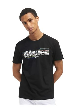 BLAUER striped t-shirt BLAUER | 8 | 21SBLUH02334004547999