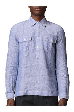 BLAUER Linen Shirt BLAUER | 6 | 21SBLUS01216005993877