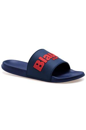 BLAUER Rubber slipper BLAUER | -2096985022 | S1JAYO1PUCNVY