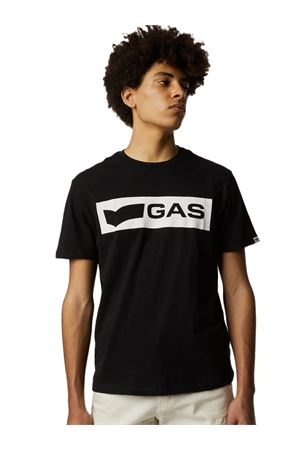 GAS T-shirt SCUBA / S LOGO GAS | 8 | 5432401828900200
