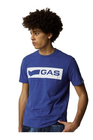 GAS T-shirt SCUBA / S LOGO GAS | 8 | 5432401828903777