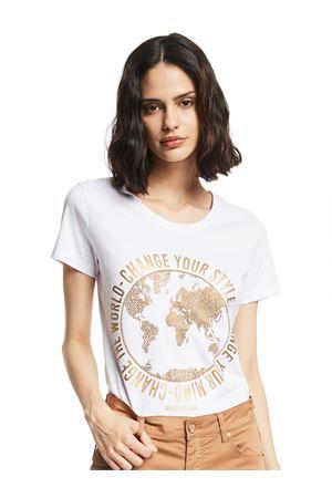 GAUDì JEANS Natural Life Style T-shirt GAUDI JEANS | 8 | 111BD640552100