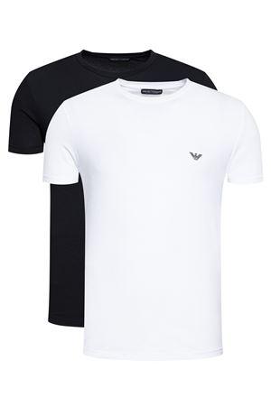 EMPORIO ARMANI T-shirt Set 2 GIORGIO ARMANI | 8 | 1112671P72011010