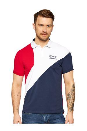 EMPORIO ARMANI Multicolor Polo Shirt GIORGIO ARMANI | 2 | 3KPF06PJ03Z1450