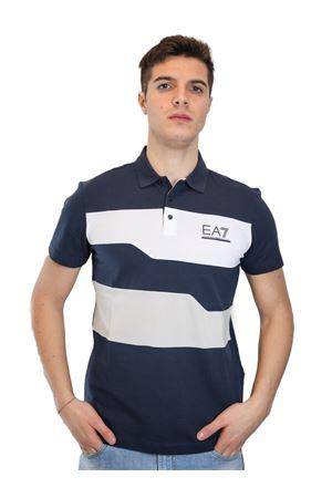 EMPORIO ARMANI EA7 polo shirt GIORGIO ARMANI | 2 | 3KPF08PJ04Z1554