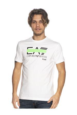 EMPORIO ARMANI EA7 T-Shirt GIORGIO ARMANI   8   3KPT32PJ7CZ1100