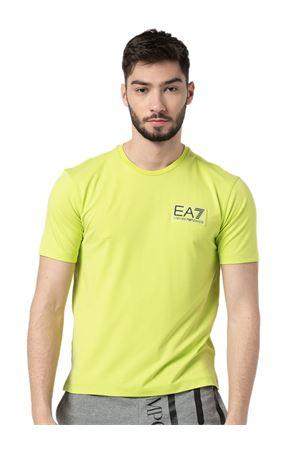 EMPORIO ARMANI T-Shirt in Jersey GIORGIO ARMANI | 8 | 3KPT36PJ7UZ1873