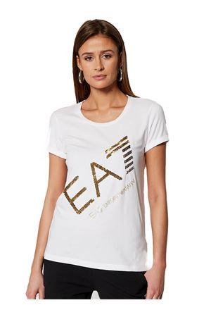 EMPORIO ARMANI T-shirt Paillettes GIORGIO ARMANI | 8 | 3KTT28TJ12Z1100