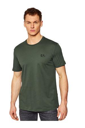 EMPORIO ARMANI T-shirt Basic EA7 GIORGIO ARMANI | 8 | 8NPT51PJM9Z1862